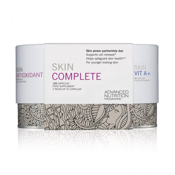 Advanced Nutrition Programme Skin Complete - 2 pots 60 capsules