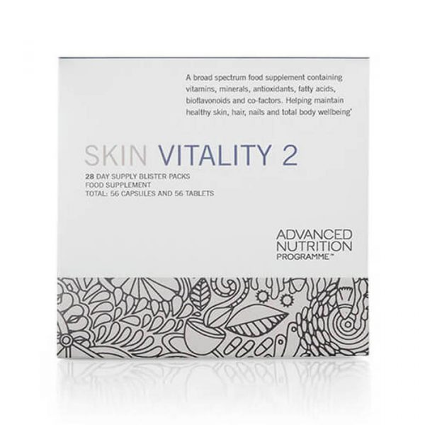 Advanced Nutrition Programme Skin Vitality 2 - 28 day supply (4 per blister)